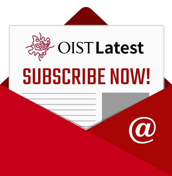 Subscription to OIST Newsletter