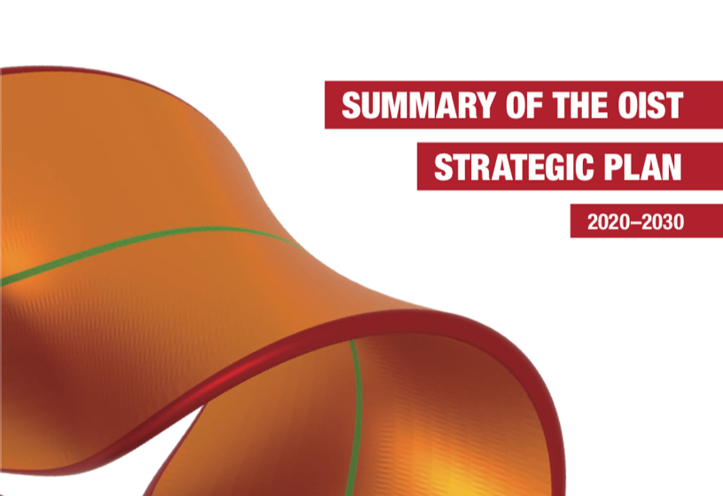 Cover image from the Strategic Plan summary