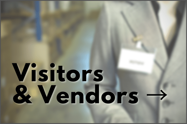 Visitor and Vendor Information