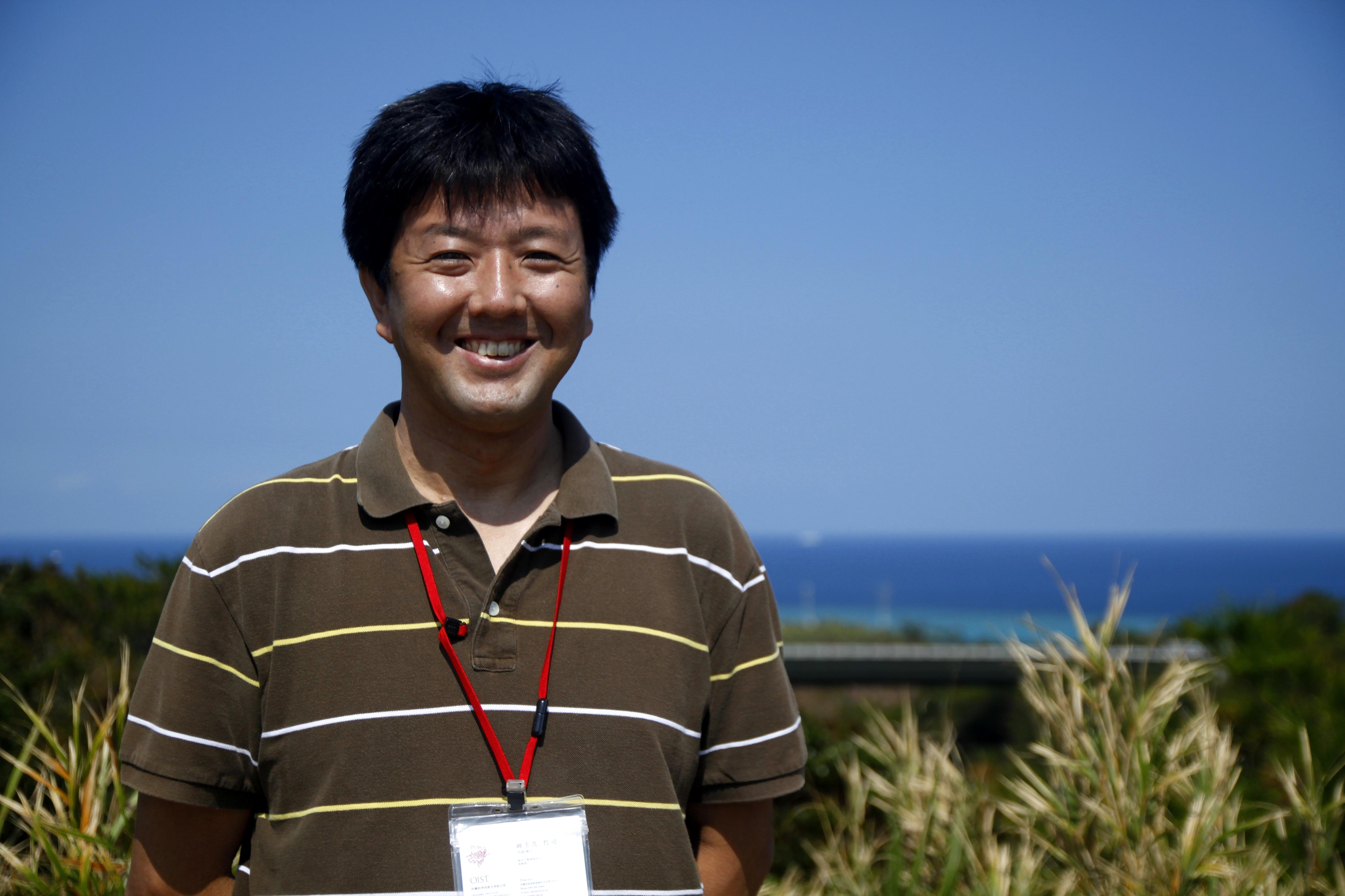 Professor Satoshi Mitarai