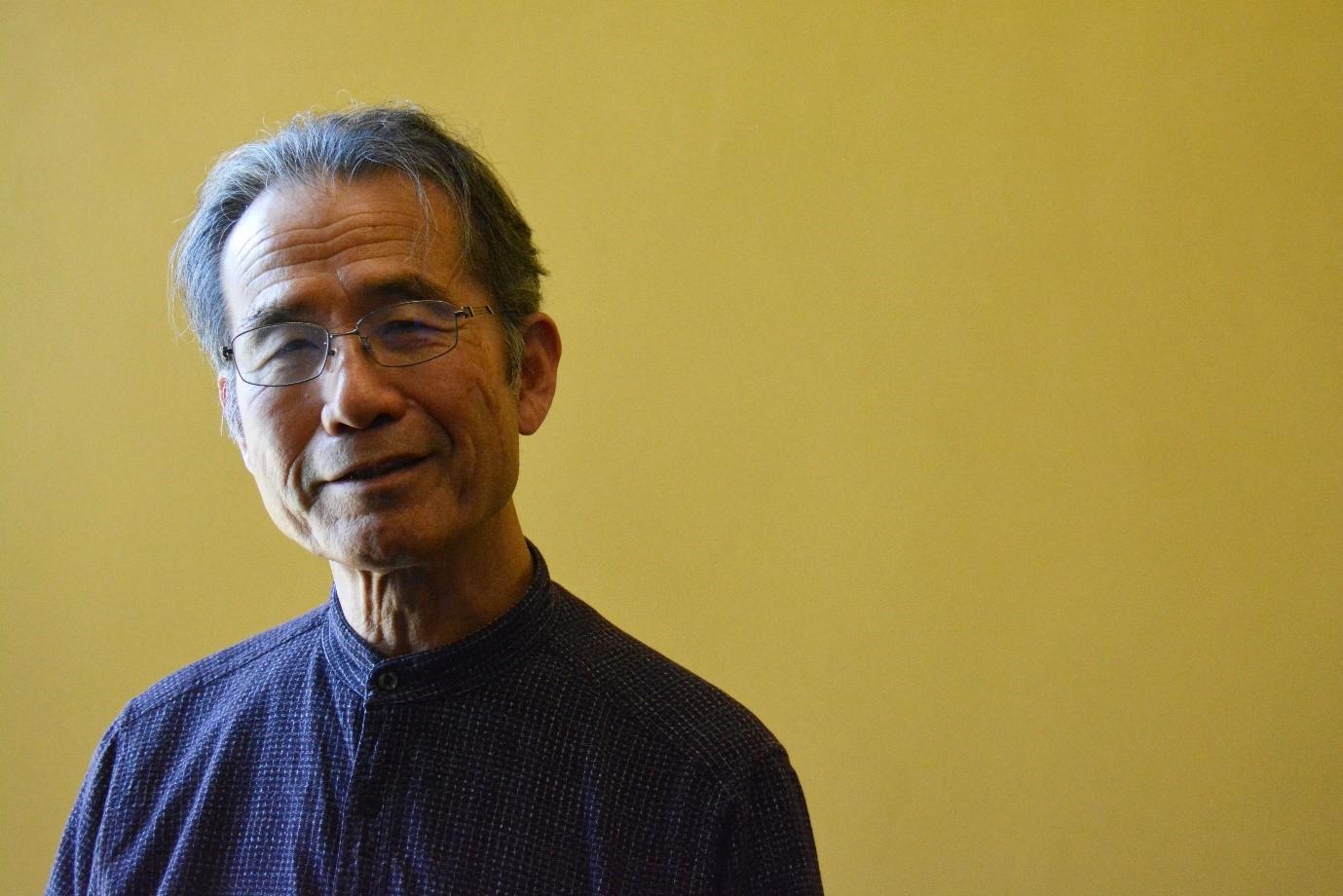 OISTの柳田充弘教授