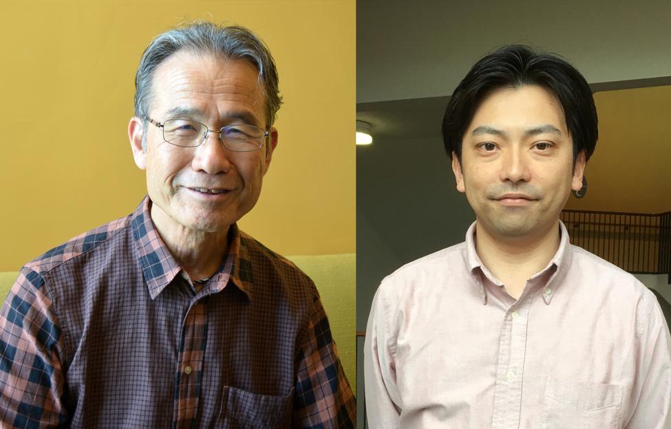 OIST G0細胞ユニットの柳田充弘教授と照屋貴之博士