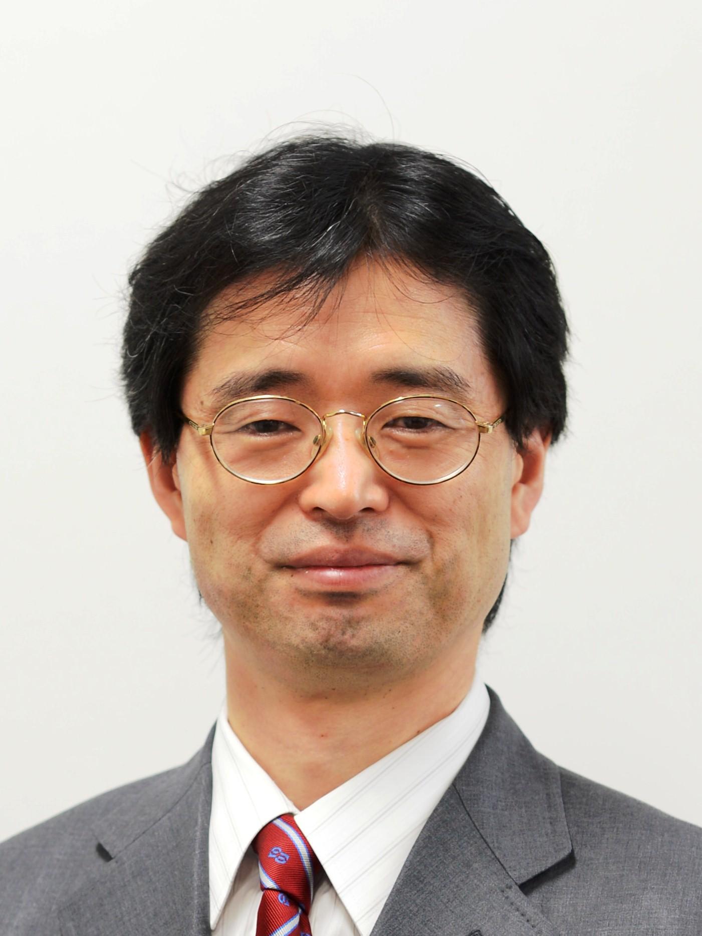 OIST 副学長(財務担当)高梨桂治博士