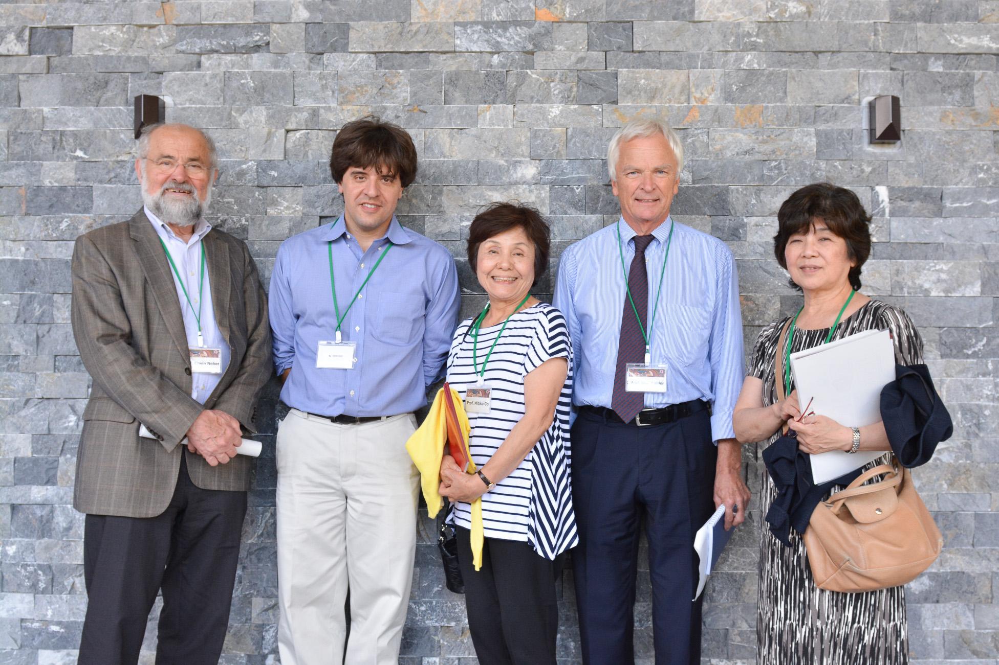 2015年 外部評価委員会メンバー