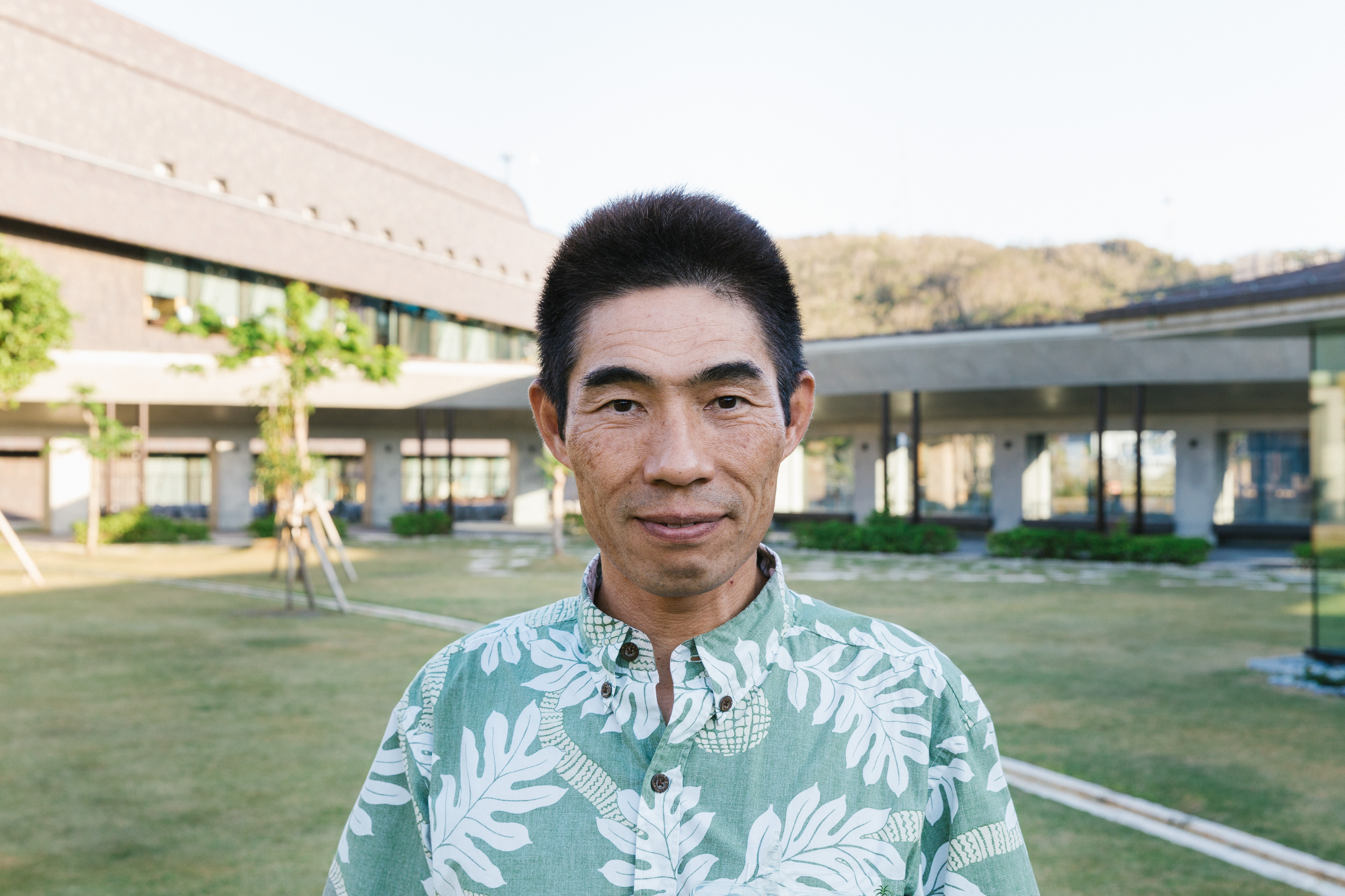 Professor Kenji Doya Center Court
