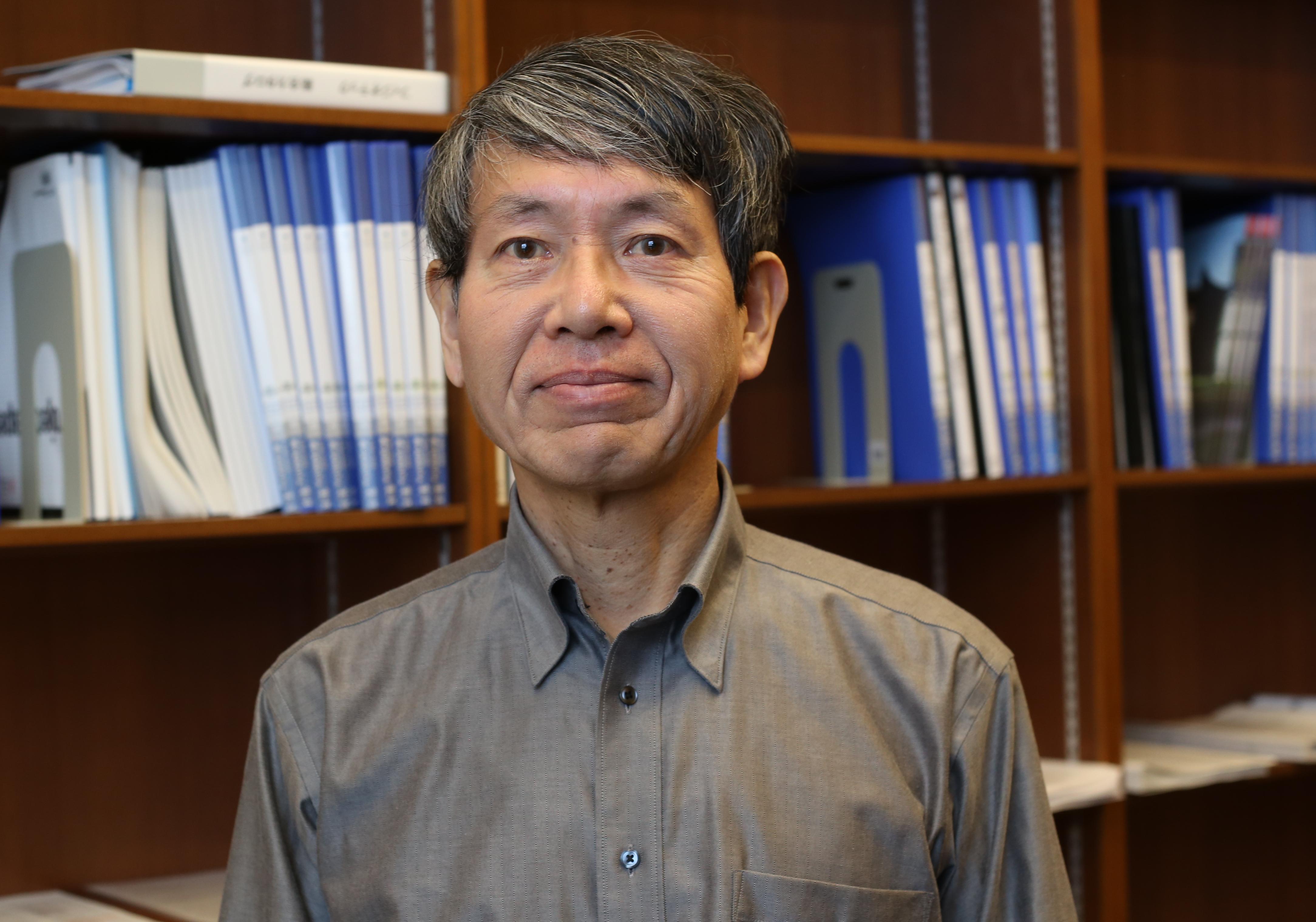 Professor Tomoyuki Takahashi