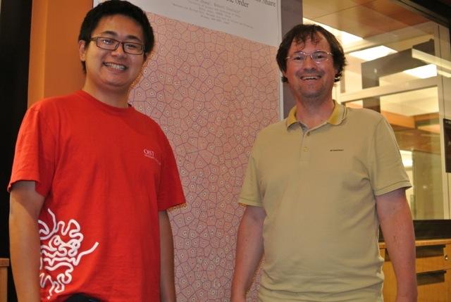 Haozhe Zhang and Robert Sinclair