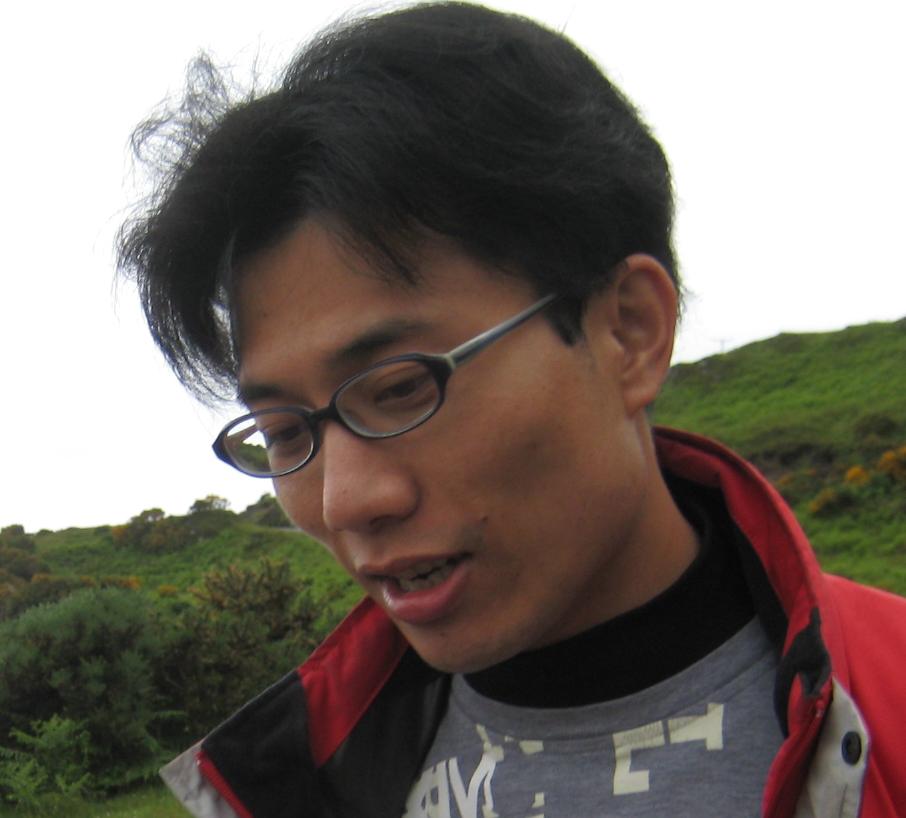 Kun-Yi Hsin