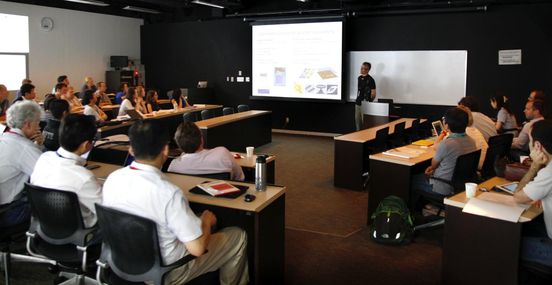 国際ワークショップ「複雑量子系のコヒーレント制御」