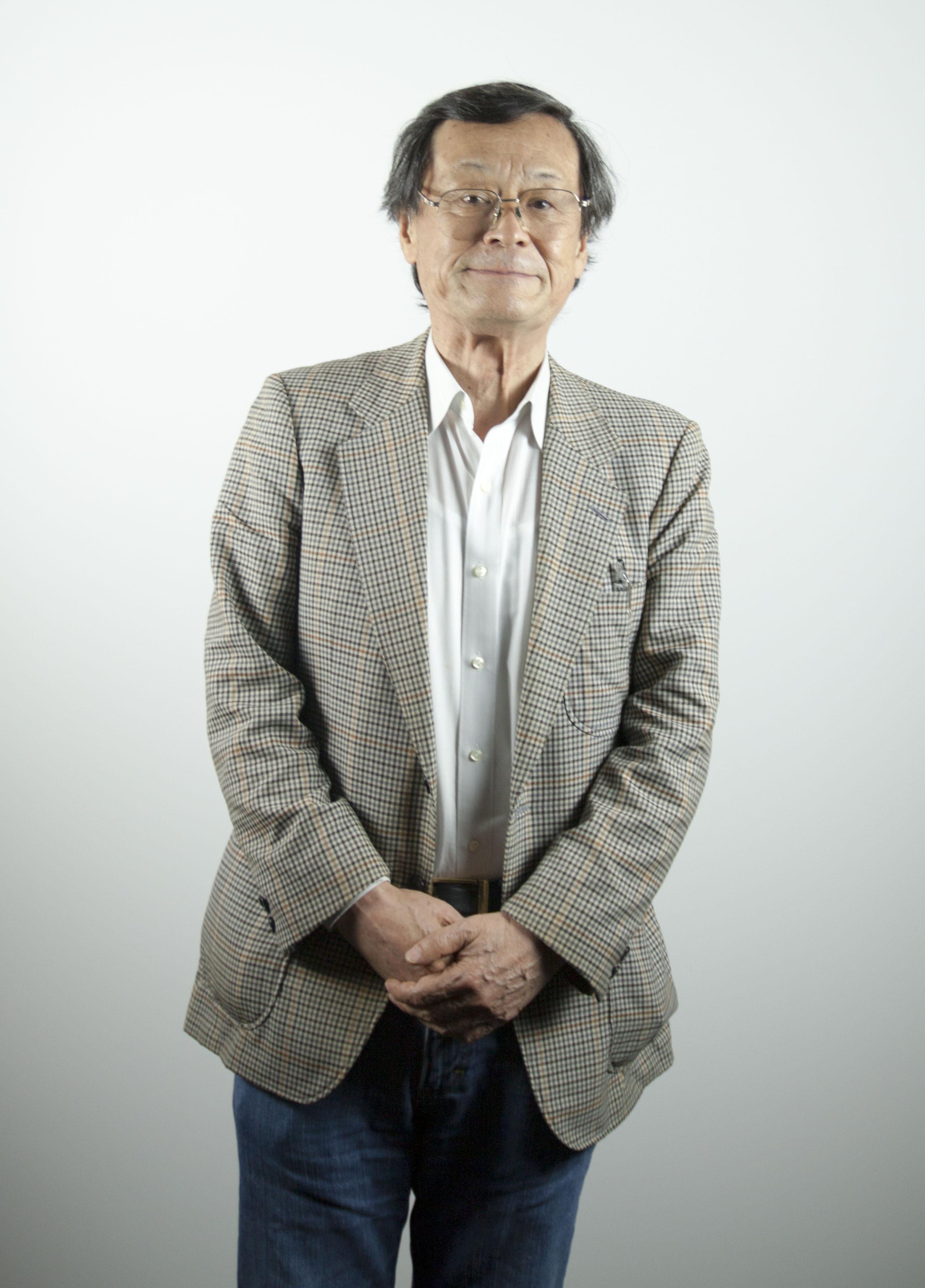 菅原寛孝教授