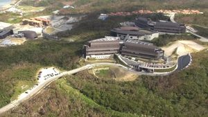 Unedited Aerial Footage of OIST Campus (December 2012)