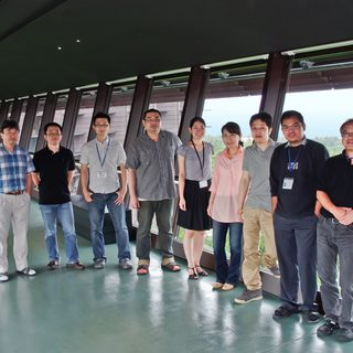 Information Processing Biology Unit Group Photo
