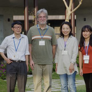 Mathematical and Theoretical Physics Unit Group Photo