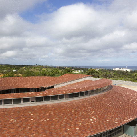 New CDC Roof View
