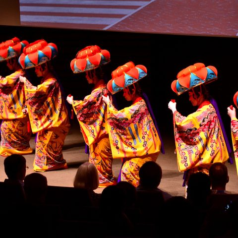 2015 PhD Students Explore Okinawan Traditional Culture