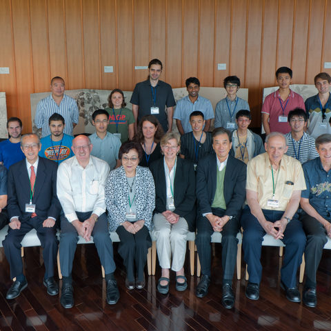 BOG Members and Students After 7th BOG Meeting, 3 October 2013