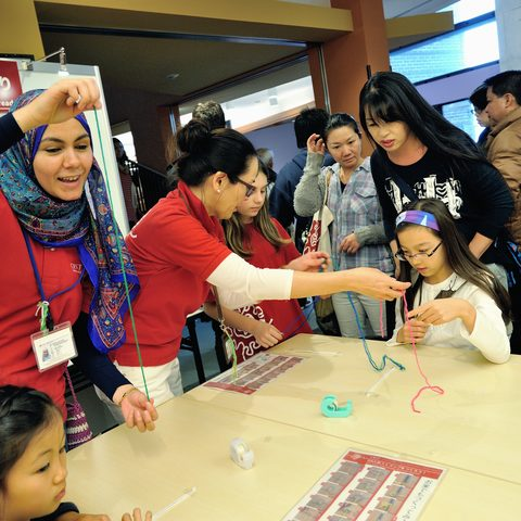 Making DNA at Open Campus