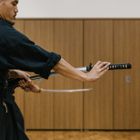 Martial Arts Club Iaido