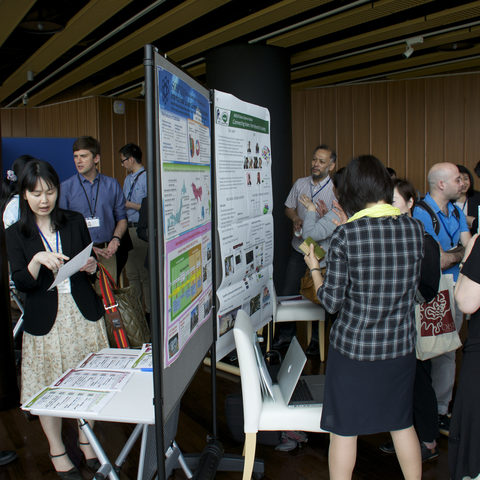 Science Communication Workshop Poster Session