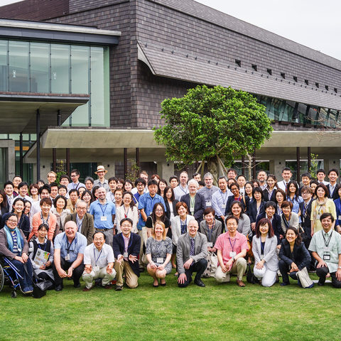 Science Communication Workshop 2015 Group Photo