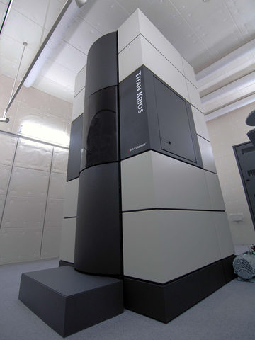 The Titan Krios Transmission Electron Microscope