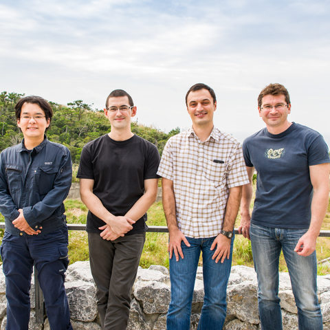The Quantum Dynamics Unit Researchers